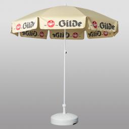 Gilde Sonnenschirm mit Ständer