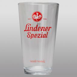 Lindener Spezial Bierglas...